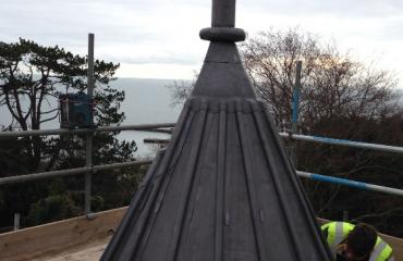 Leadwork Roofs