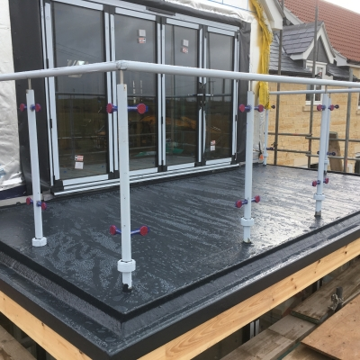 GRP Roofs